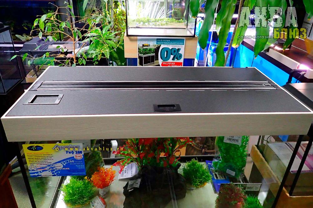 АквариумBiodesign Риф 160 с подставкой и LED-освещением